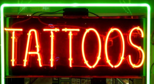 tattoos as advertisements