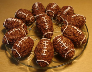 frugal superbowl party